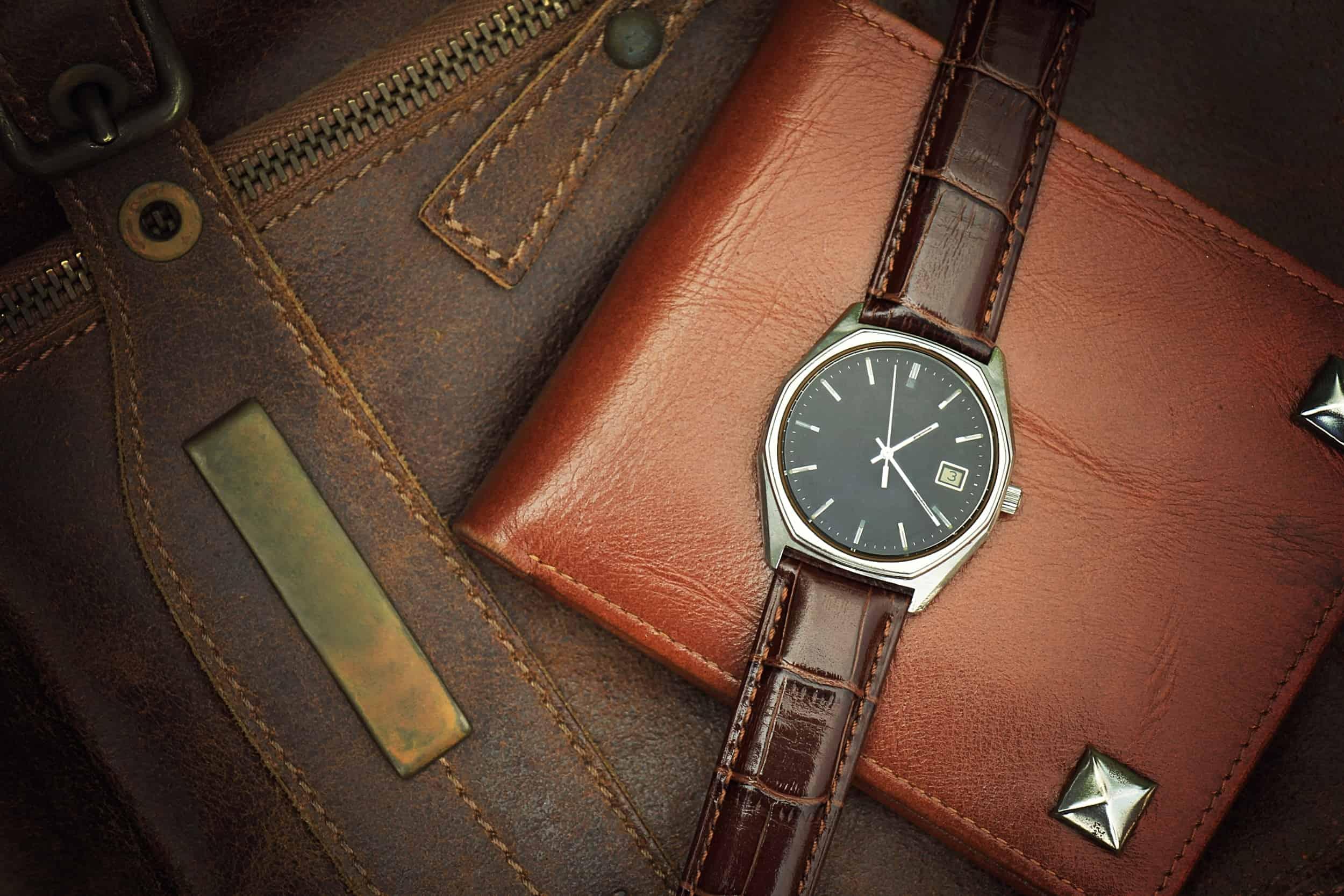 Choosing A Men's Wristwatch